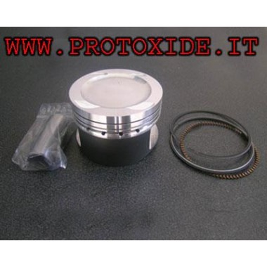 Pistons Fiat Coupe 2.0 20v Turbo 5 cyl. Pistons automatiques forgés
