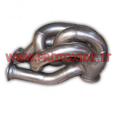 Lancia Delta 16v exhaust manifold - 600hp Stainless steel manifolds for Turbo Gasoline engines