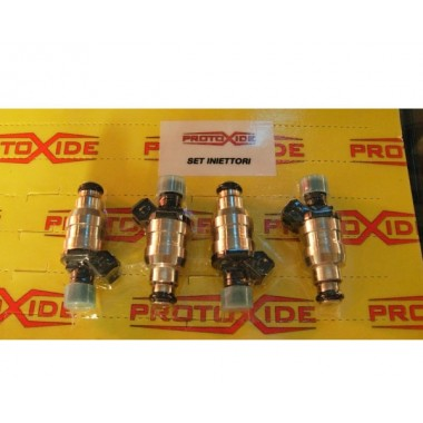 High impedance performance fuel injectors 505 cc/min