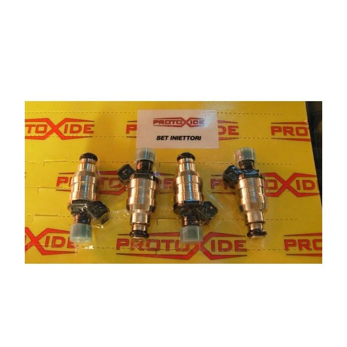 Suuttimet 505 cc kukin yhden korkean impedanssin Injektorit virtauksen mukaan