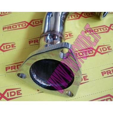 Udstødning nedløbsrør til Grande Punto 1.9 Mjet 120-130hk Downpipe Turbo Diesel and Tubes eliminates FAP