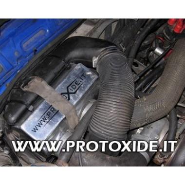 Renault 5 GT intercooler a Vzduchový vzduchový chladič