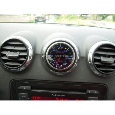 Turbo pressure gauge for Audi TT 2nd series