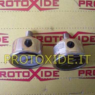 Manómetro de combustible para atornillar Manómetros Turbo, Gasolina, Aceite