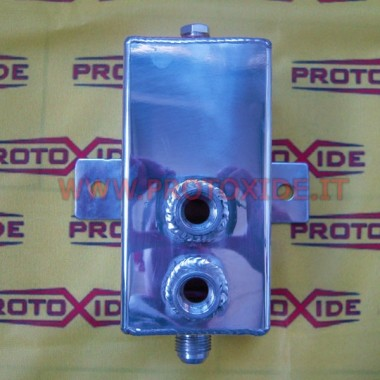 Aluminijska ladica 1 litre Kupke za naftu i goriva