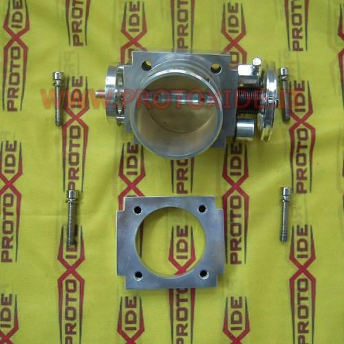 70mm aluminium CNC gasdel Gasspjæld organer