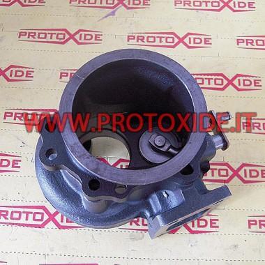 Downpipe per Turbo Garrett GT28 - GTX28 con flangia vband 60-76mm Flange per Turbo, Downpipe e Wastegate