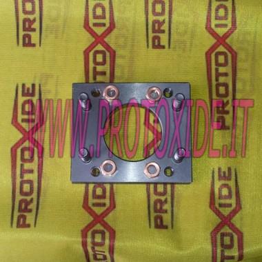 Inlet plade til turbomotorer Abarth T-Jet Abarth T2 Flanger til Turbo, Downpipe og Wastegate