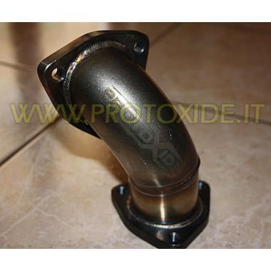 הפליטה Downpipe עבור פיאט פונטו GT - ט - KKK16 Downpipe for gasoline engine turbo