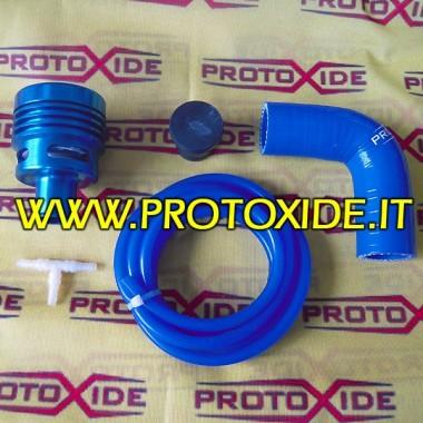 GrandePunto 500 Válvula Pop Off Abarth ProtoXide ventilación externa Válvulas Pop Off