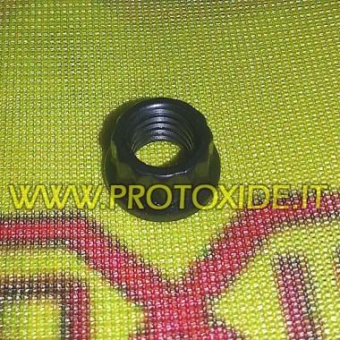 Dado speciale M8 8mm x 1.25 per chiave poligonale da 10 Dadi, Prigionieri e Bulloneria Speciale