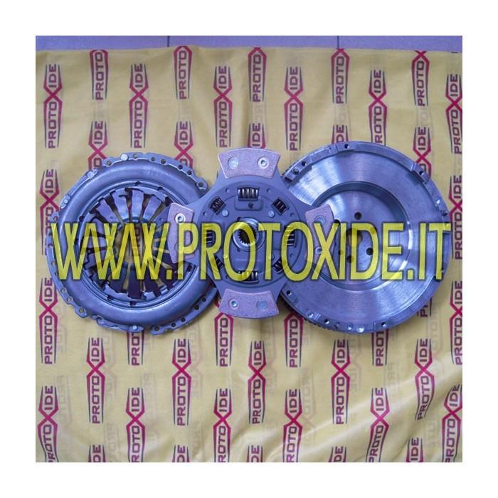Single-mass steel flywheel w/reinforced clutch T-Jet Abarth