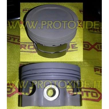 Pistons Fiat Punto 1.6 8v Turbo EN SÆRLIG Smedede Auto stempler