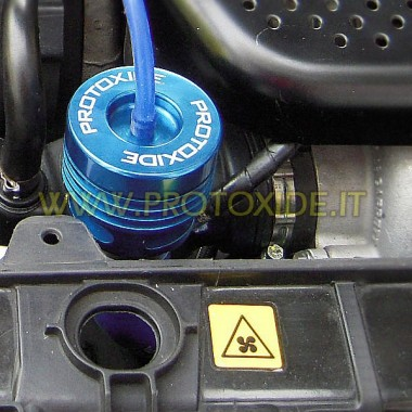 Protoxide Pop-Off ventil til Fiat MultiAir motorer Blow Off ventiler