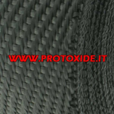 Benda per collettore e marmitta Pelle di Cobra 4.5m x 5cm Wraps and heatshield