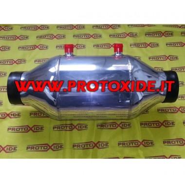 Vzduch-voda rúrka 950 hp Intercooler vzduch-voda