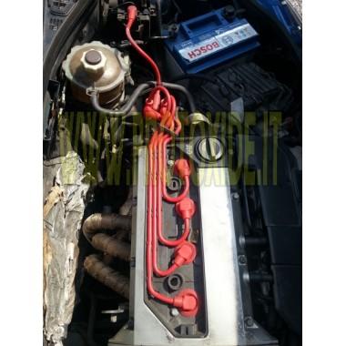 ルノークリオ1.8〜2.0用のスパークプラグケーブル 自動車用の特定のキャンドルケーブル