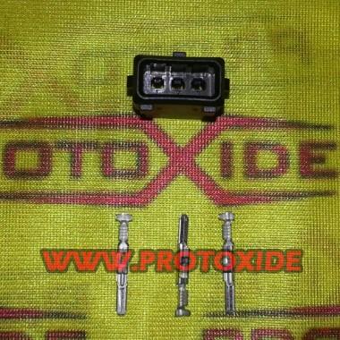 3-Wege-Stecker Bosch Automotive elektrische Steckverbinder
