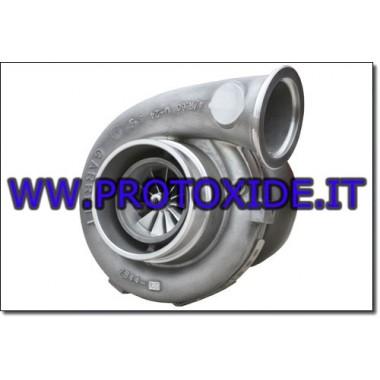Turbocompresor trial GTX mare Turbocompresoare cu rulmenți cu curse