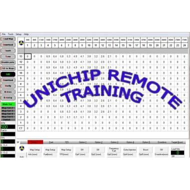 Soutien Unichip téléphonique et à distance 1 heure Notre service