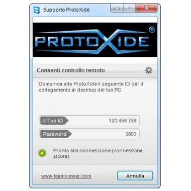 Assistenza tecnica telefonica o in remoto Protoxide Nostri servizi