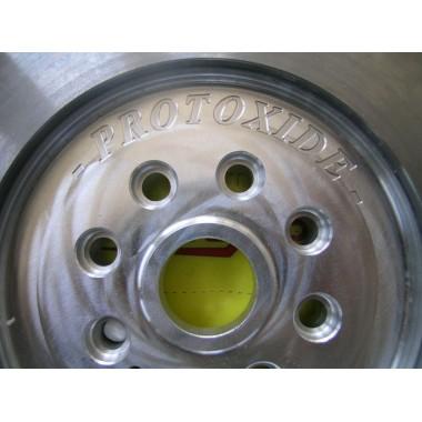 Volano motore alluminio alleggerito per Renault Clio 3000 V6 phase 1 phase 2 Volani motore in acciaio ed alluminio alleggeriti