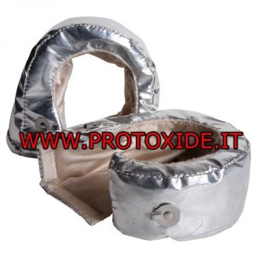 Slúchadlá tepelná ochrana turbodúchadla semi- Bandáže a ochrana tepla