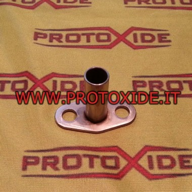 Изпускане на маслото фитинг за Garrett GT турбокомпресори Steel аксесоари Turbo