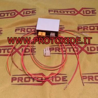 Interface για K μετατροπή θερμοηλεκτρικό 0-5 volts Μονάδες ελέγχου Unichip, πρόσθετες μονάδες και εξαρτήματα
