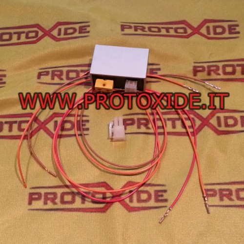 Interface for K thermocouple conversion 0-5 volts