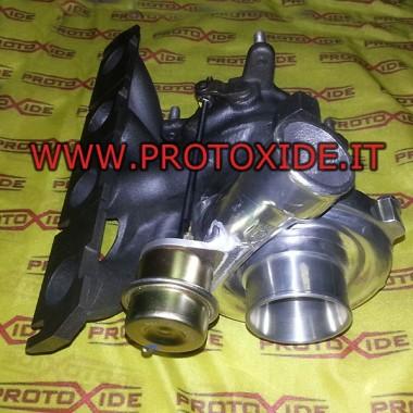 Transformation turbocompresseur incidence sur votre K03-K04 Turbocompresseurs sur roulements de course