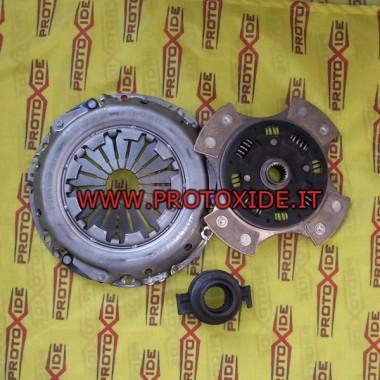 Koblingssæt single kobberplader 4-5 Punto GT 1400 Forstærkede koblinger
