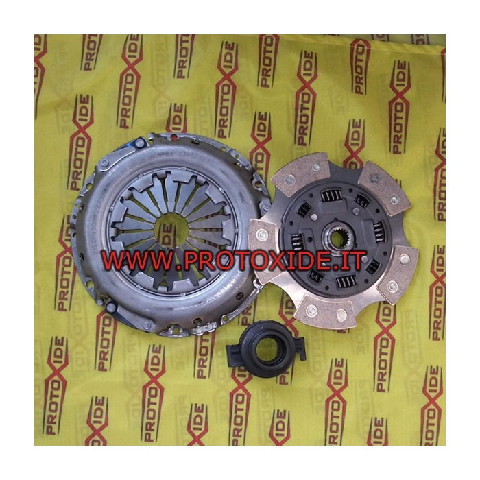 キットクラッチシングル銅プントGT 1400 4-5プレート 強化クラッチ