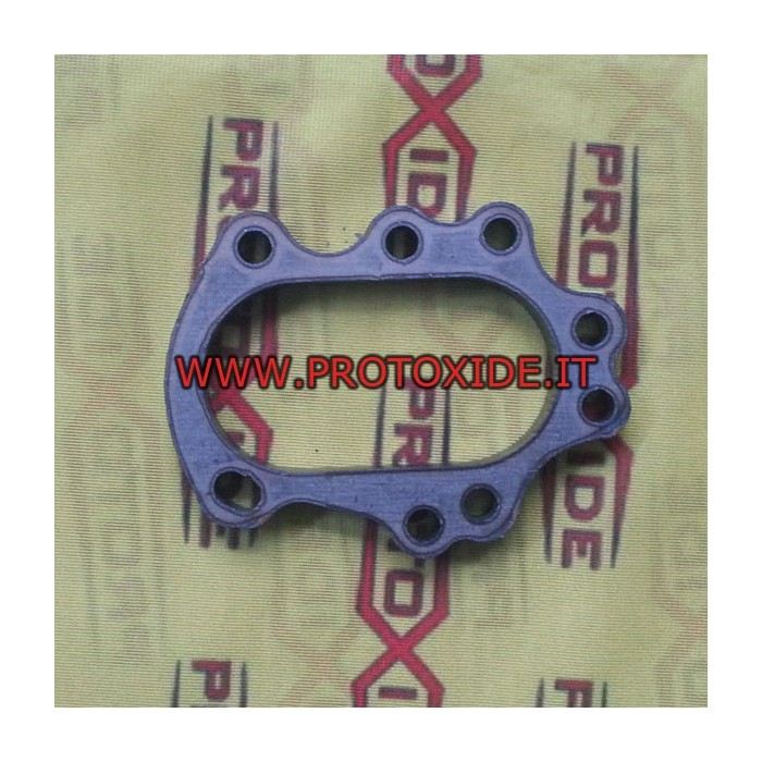 Exhaust Flange for Turbo Garrett GT28 GTO-262 multiholes open Flanges for Turbo, Downpipe and Wastegate