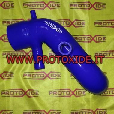Manicotto aspirazione per Fiat Punto GT in silicone collega turbo e debimetro Manicotti specifici per auto