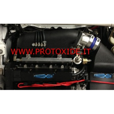 Ansaugstutzen für Lancia Delta 16v Turbo Ansaugkrümmer