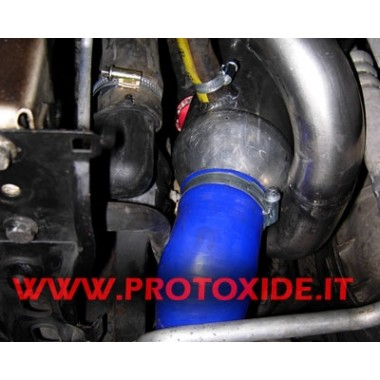 Intercooler aria-acqua per Fiat Coupe 2.000 20v Turbo Intercooler Aria-Acqua
