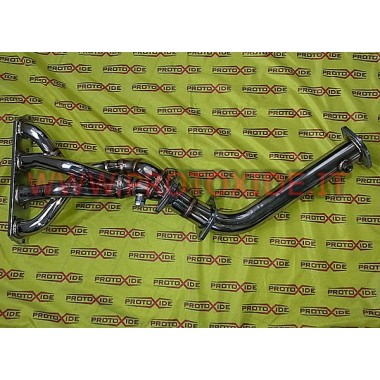 Exhaust Manifold Mini Cooper R53 1.6 Steel manifolds for aspirated engines