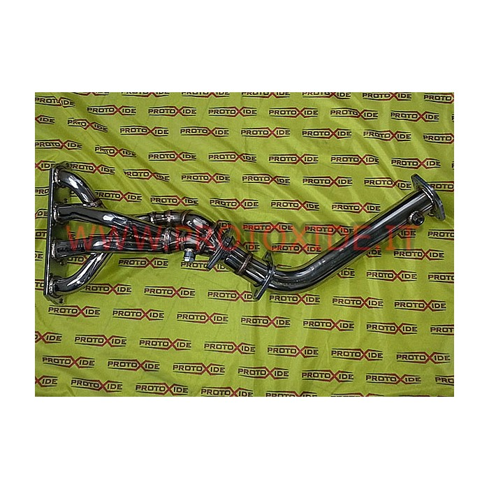 Collettore scarico acciaio MiniCooper 1.6 R53 4-2-1