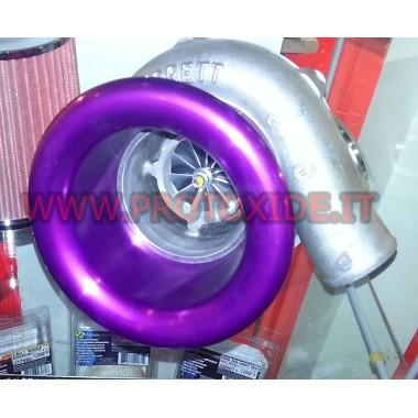 Cono de admisión turbo GT30 - GT35 Tubos de aceite y accesorios para turbocompresores
