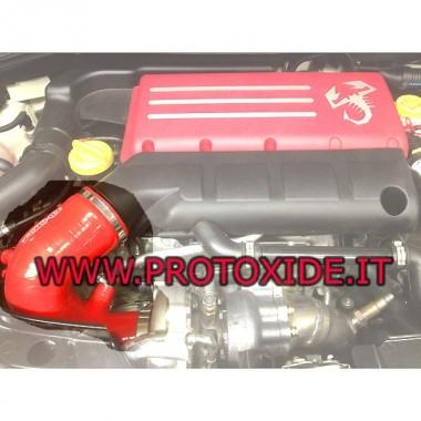 Afzuighuls Fiat 500 Abarth Specifieke sleeves voor auto's