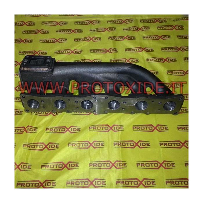 Lijevanog željeza ispušni razvodnik 6 cilindra BMW Z4 i X3 Kolektori u lijevanom željezu ili lijevani