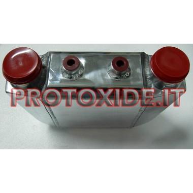 Ingeblikte lucht intercooler 450 pk water Lucht-water-intercooler
