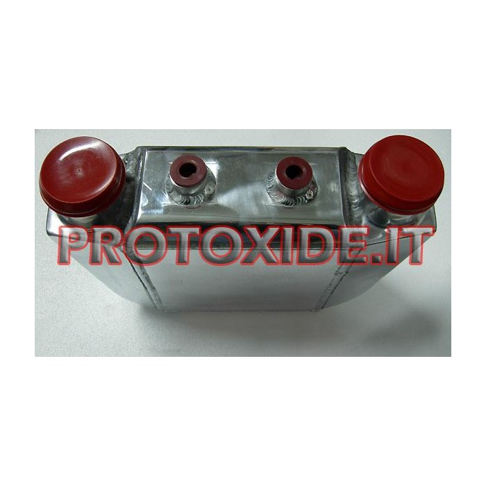 Intercooler a scatola aria-acqua 450 hp Intercooler Aria-Acqua