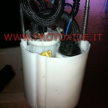 Pompe à essence, FIAT 500 et Grande Punto Abarth Pompes à essence