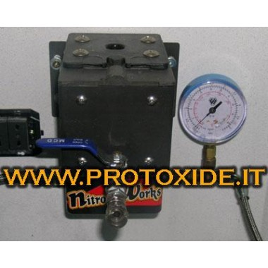 Charge pompa de gaz protoxid de azot Piese de schimb pentru sisteme de oxizi de azot