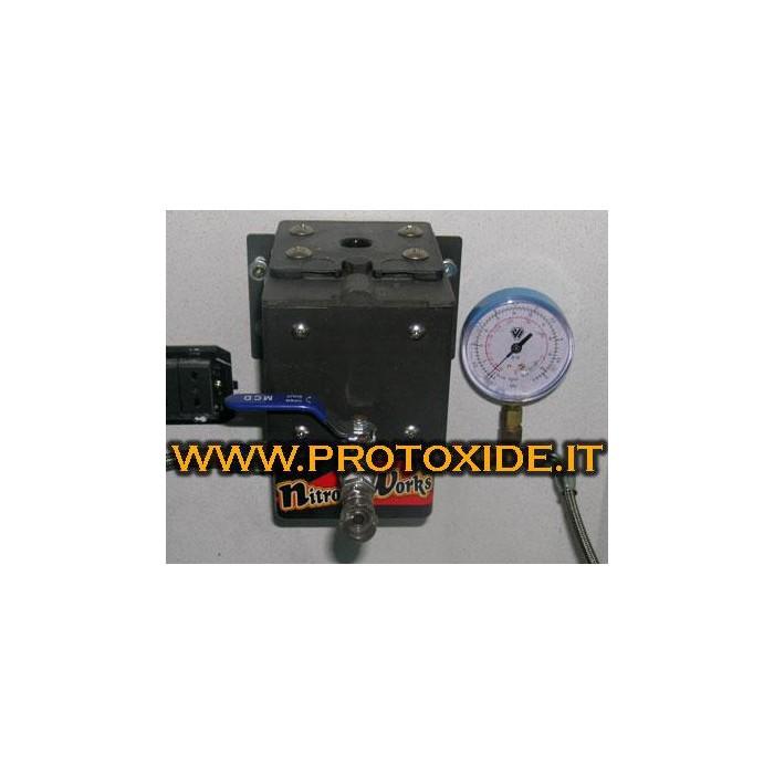 Charge de pompe à gaz de protoxyde d'azote Pièces de rechange pour les systèmes d'oxyde nitreux