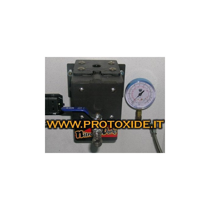 Charge Pump Gas Nitrous Oxide Spare parts for nitrous oxide systems