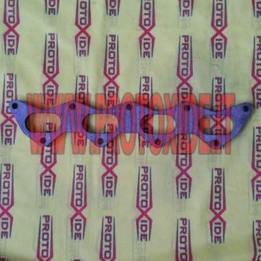 Flangia collettori scarico Lancia Delta 2.000 16v - Fiat Coupe 2.000 16v Fiat Tipo 2000 16v Flange collettori di scarico