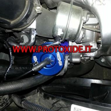Ventil Popoff Opel Astra - Corsa 1400 externí odvětrávací Blow Off valves